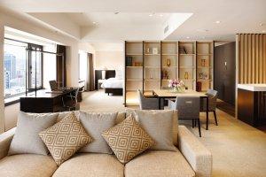 ホテルオークラ神戸、長期滞在用の「レジデンス スイート」の予約受付を開始