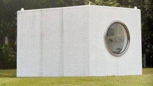 解体予定の「中銀カプセルタワービル」 カプセルを美術館やホテルに再利用