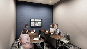 東急ステイ新宿イーストサイド「AP東新宿」をオープン ホテルと貸し会議室を一体化