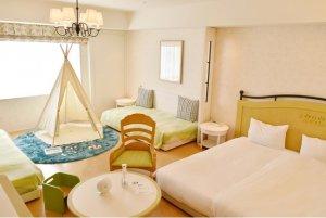 オリエンタルホテル東京ベイ、親子向け、女性グループ向けの特典付きプランを発表