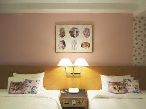 ホテルニューオータニ に人気ブランド「PAUL & JOE」とのコラボレーションルーム誕生