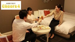 プリンスホテル「デイユース+インルームダイニングプラン」を各ホテルで発表