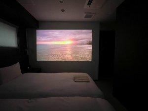 HOTEL TABARD TOKYO、1日1組限定のシアタールームプランを発売開始