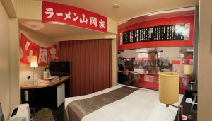 札幌東急REIホテル、ラーメン店を模したコンセプトルーム販売 二度目のコラボ