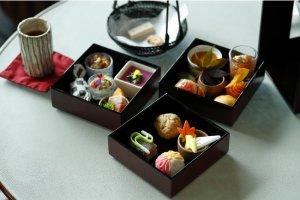 パレスホテル東京、金沢の老舗御菓子司とコラボレーション