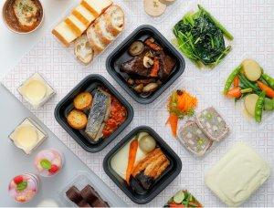 セントレジス大阪、ホテルの本格フレンチをUber Eats にて販売開始